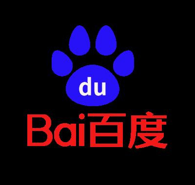 Bai百度logo商标设计