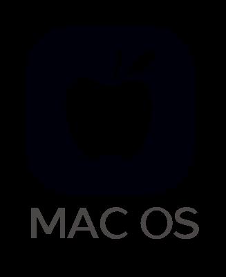 MAC OSlogo设计