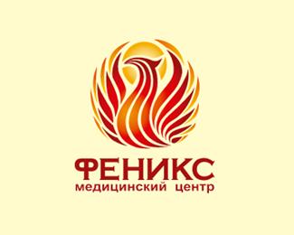 凤凰资讯logo_凤凰标识 | logo世界